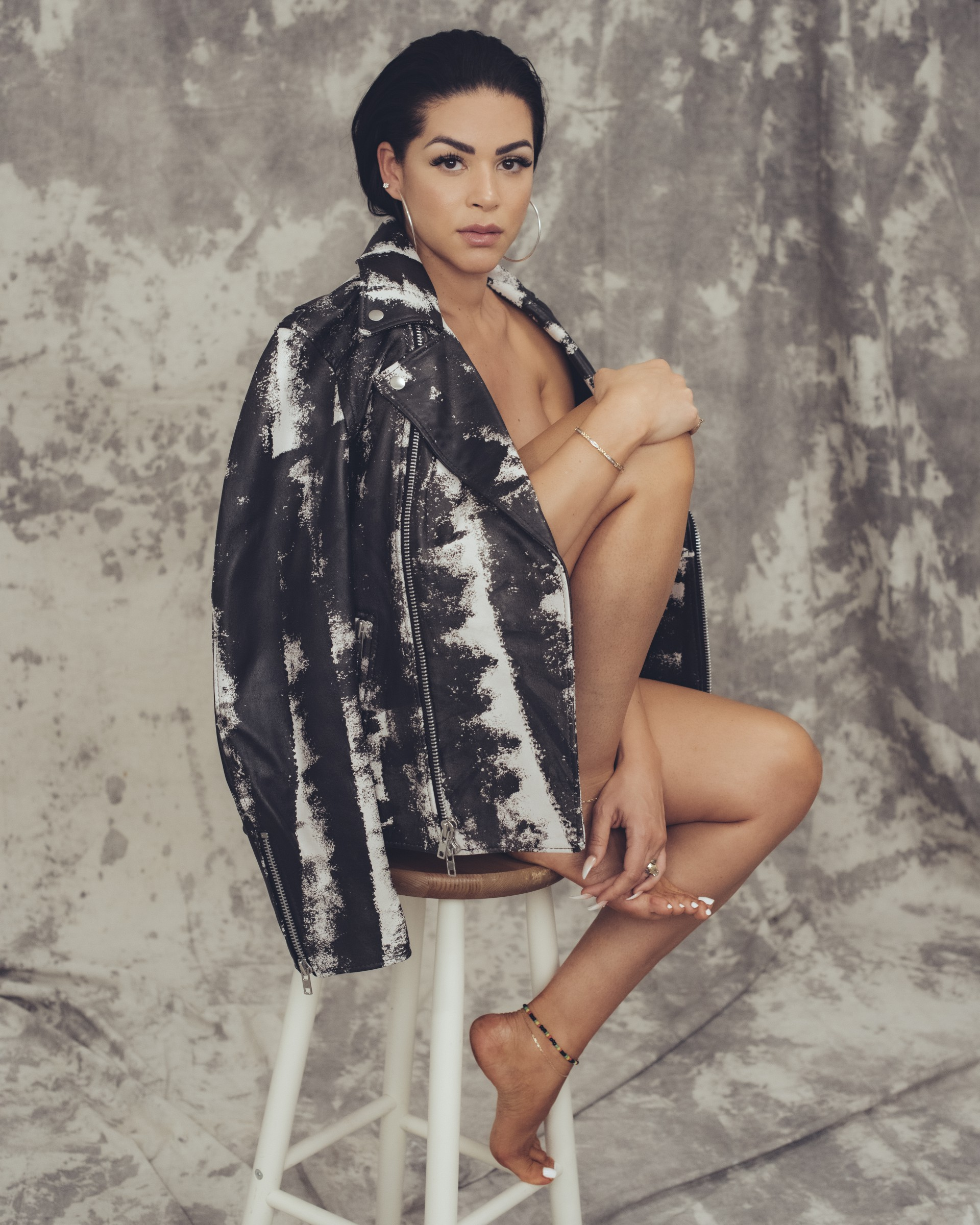 ANDREA TZELEPIDES REBECCA SILVERA – PERSONAL STYLING